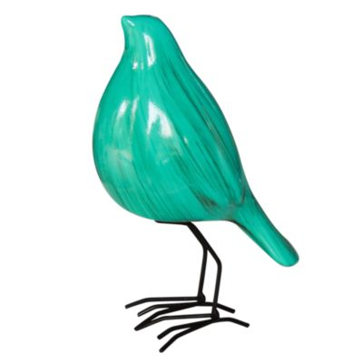Escultura Pájaro Frente Tibet Agua