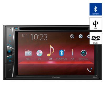 "Autoradio Pantalla Tactil 6.2"" Bluetooth/CD/DVD/USB AVH-G225BT"