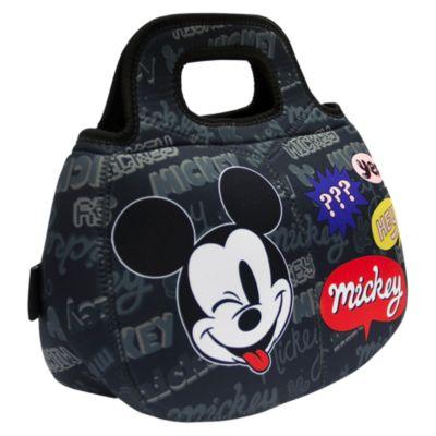 Lonchera Neopreno Mickey