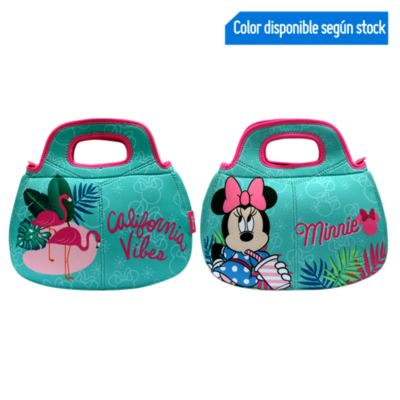 Lonchera Neopreno Minnie
