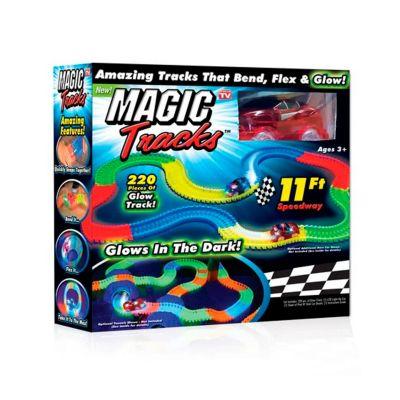 Pista Magic Tracks Kit Rojo