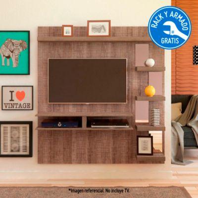 Panel TV Premium Canela 55''