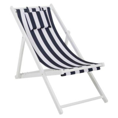 Silla de Playa Creta Azul