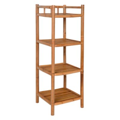Repisa Bambú 33x33x97cm
