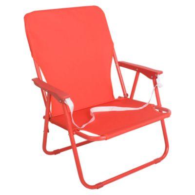 Silla Sand Chair Textileno Rojo
