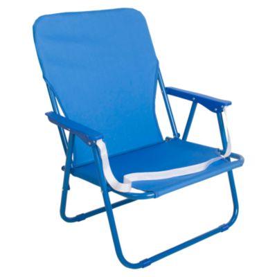 Silla Sand Chair Textileno Azul