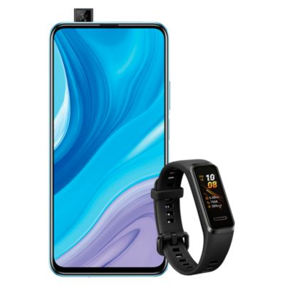 Huawei Y9s 6.59'' 128GB Crystal + Band4 Negro