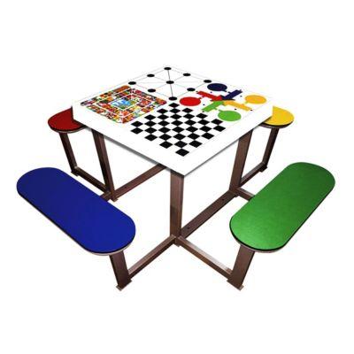 Mesa de Juegos para Exteriores