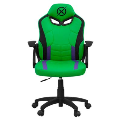Silla Gamer Superhéroe Verde