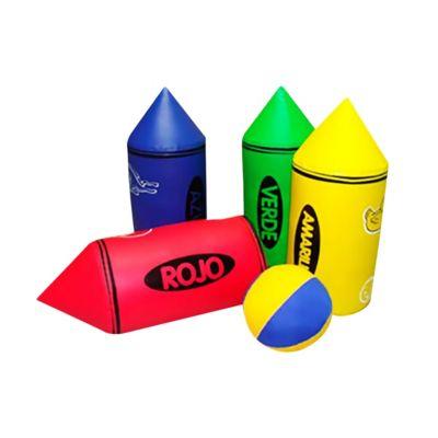 Tumba Crayolas