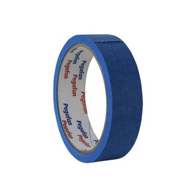 Masking Tape Escolar Azul 24mm x 18m