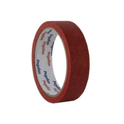 Masking Tape Escolar Rojo 24mm x 18m