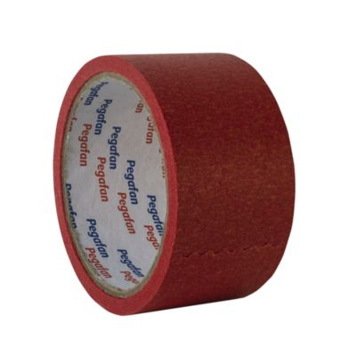 Cinta Masking Tape 48mm x 18m Rojo