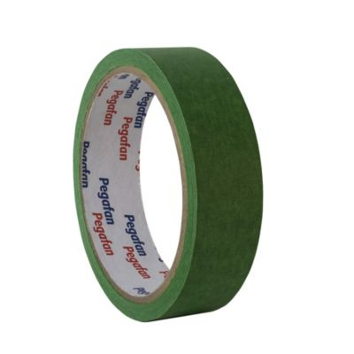 Masking Tape Escolar Verde 24mm x 18m