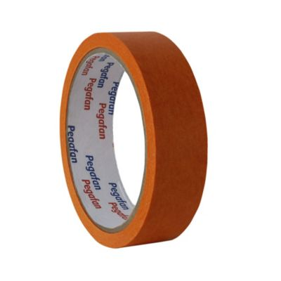 Masking Tape Escolar Naranja 24mm x 18m