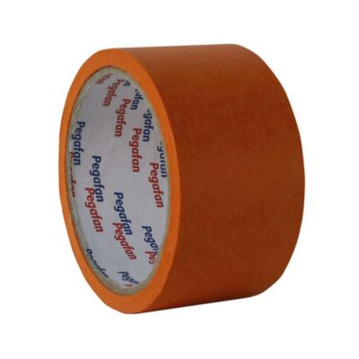 Cinta Masking Tape 48mm x 18m Naranja