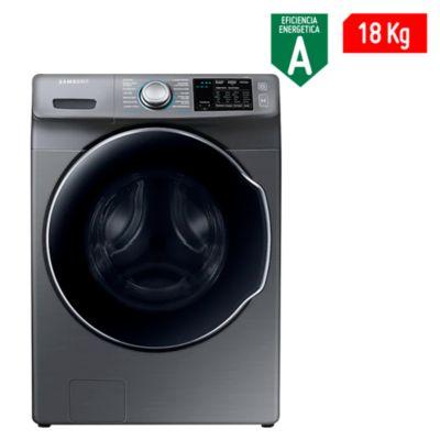 Lavaseca con EcoBubble 18Kg WD18N7200KP
