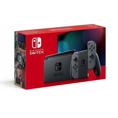 Nueva Nintendo Switch 2019 GRIS Batería Extendida