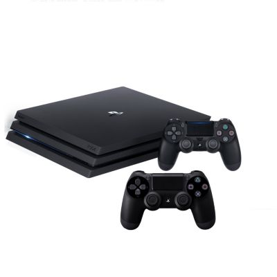 Consola PlayStation 4 PRO 1 TB + Mando Dualshock 4 Negro
