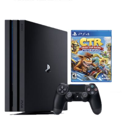Consola PlayStation 4 PRO 1TB + Crash Team Racing
