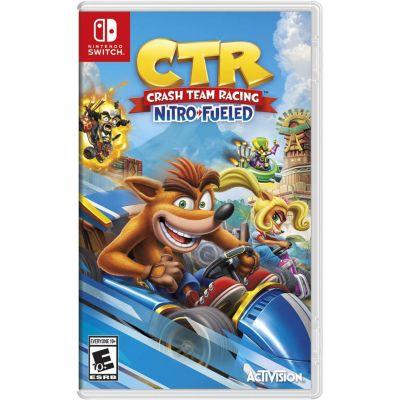 Crash Bandicoot NSane Trilogy Nintendo Switch