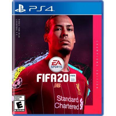 FIFA 20 Champions Edition + Poster PlayStation 4
