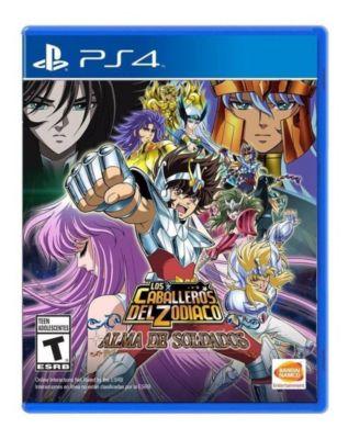 Caballeros del Zodiaco Alma de Soldados PlayStation 4