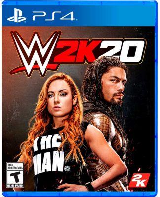 WWE2K20 PlayStation 4