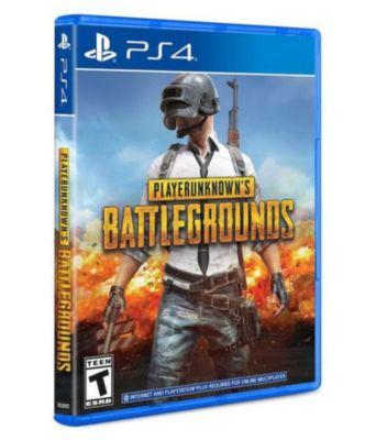 PlayerUnknowns Battlegrounds PlayStation 4