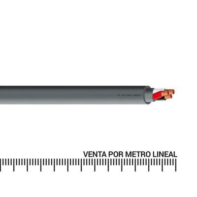 Cable vulcanizado 14 AWG x metro lineal