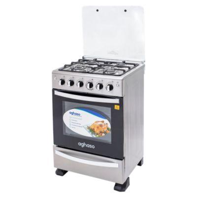 Cocina a Gas 4 Hornillas Premium