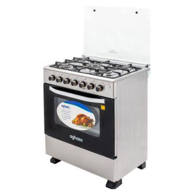 Cocina a Gas 5 Hornillas Profesional