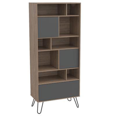 Biblioteca Vassel Miel/Plomo