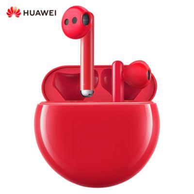Auricular Freebuds 3 Rojo