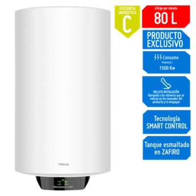 Terma eléctrica SMART EWH 80L