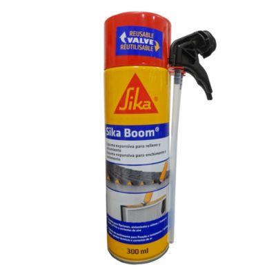 Espuma Expansiva para Relleno Sika Boom x 300 ml