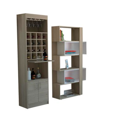Bar Kava + Biblioteca Cubo Rovere