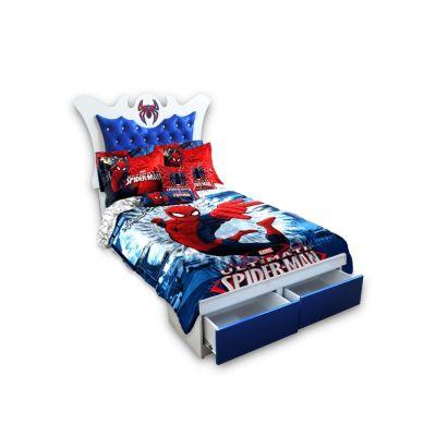 Juego de Dormitorio Spiderman 1.5 Plazas