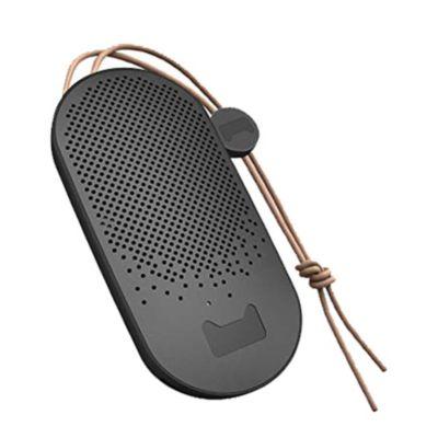 Power Bank + Parlante Speaker Bluetooth MX 10,000mAh Negro