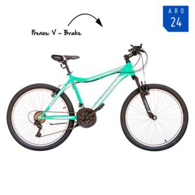 Bicicleta montañera Dolce Aro 24''