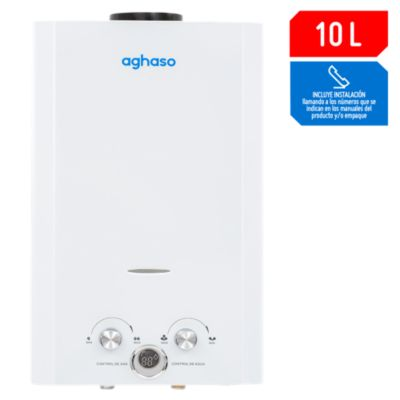 Terma a Gas GN 10L TER-AGH02PC