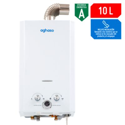 Terma a Gas GN 10L TER-AGH03PC