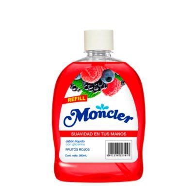 Refill Jabón líquido Frutos Rojos 360 ml