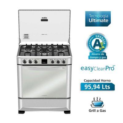Cocina a Gas 5 Quemadores CMP7670FX