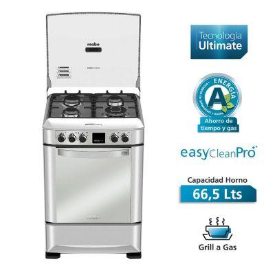 Cocina a Gas 4 Quemadores CMP6085FX0