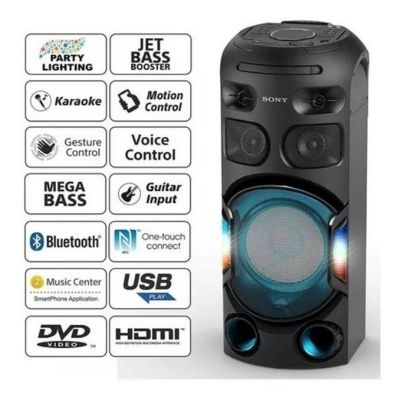 Equipo de Sonido MHC-V42D