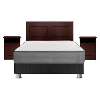 Dormitorio Polaris Clasicc 2 plazas