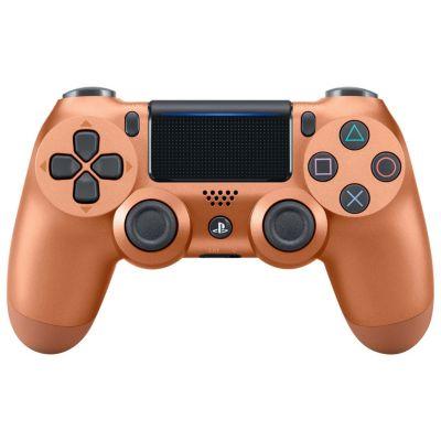 Mando PS4 Dualshock Cobre