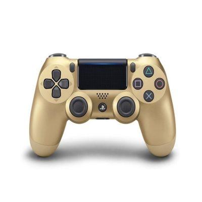Mando PS4 Original Dorado