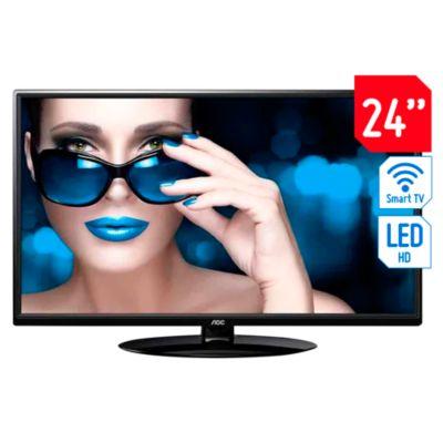 """Televisor Smart  LED HD 24"""" LE24H1351"""